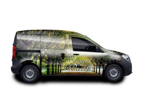Брандиране на автомобили