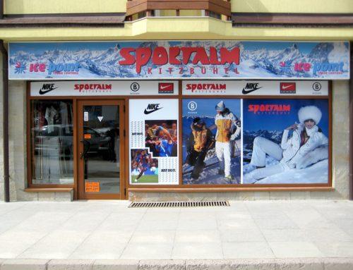 Търговски обект – Sportalm